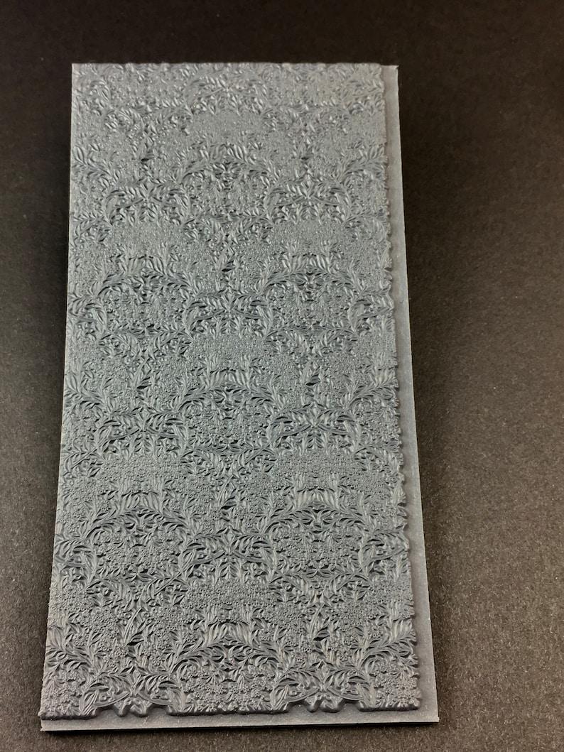 Queen Annes Lace Fineline Textur Fliesen Matte Stempel Für Etsy