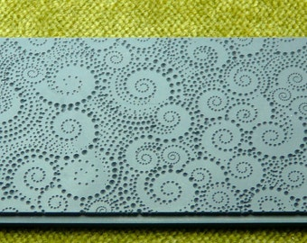 CONNECT the DOTS Fineline Texture Rubber Stamp TTL-270
