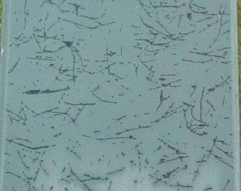 Clay Texture Rubber Stamp  Fiber Paper    TTL-406