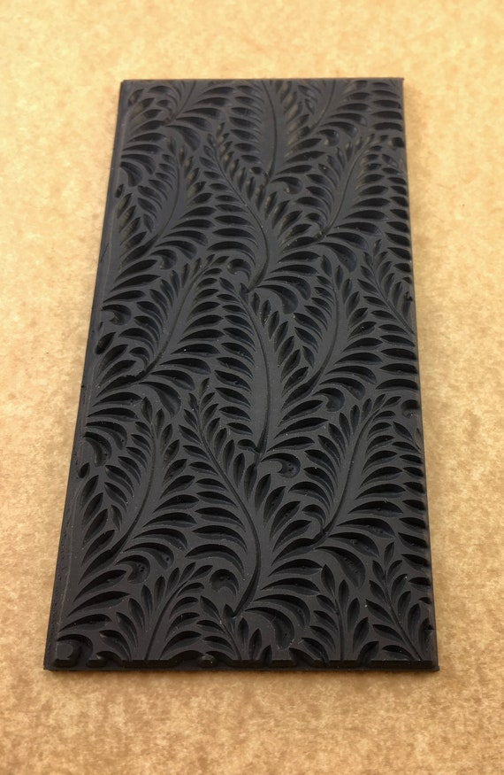Fern Gully 4 X 2 Flexible Texture Tile Cool Tools