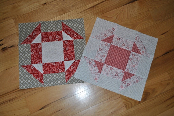 Shoo Dash Quilt PDF Patchwork Quilt PATTERN ....Baby Lap Twin and FullQueen Layer Cake or Fat Quarters