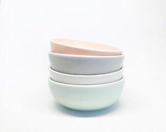 Set of Four Prep Bowls