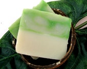 Coconut Lime Verbena Olive Oil Soap