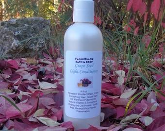 8 fl oz Grape Seed Light Conditioner with Quinoa protein and vitamin B5
