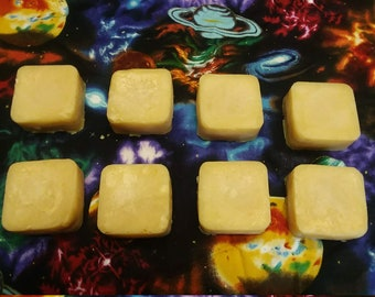 4 oz Calendula Goat's Milk & Shea Skin nourishing Soap, Unscented,  great for sensitive skin