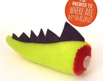 Catnip Toy / Severed Tail Cat Toy / Dragon Tail / Pet Gift / Cat Toy / Pet Gift