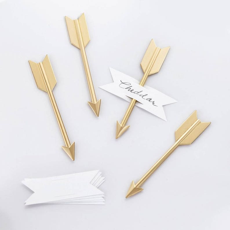 beehive arrow cheese markers image 0