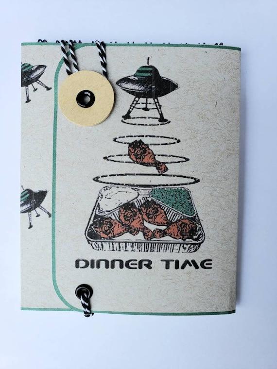 Pocket Sketch Book- Blank Book Childrens Day Goldfish Book Koi Japanese Culture Pocket Diary Handmade Koinobori Self Care