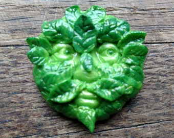 Green Man (One of a Kind)