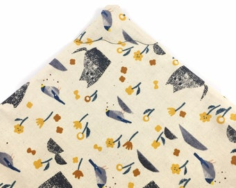 Cats And Birds Organic Catnip Mat Toy By For Mew, Refillable, Washable, Cat Bed, Cat Furniture, Gift For Cat Lovers, Neko