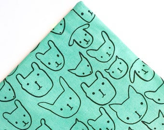 Cats And Pals Organic Nip Mat Toy By For Mew, Refillable, Washable, Cat Bed, Cat Furniture, Gift For Cat Lovers