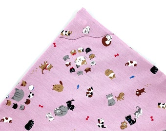 Cats And Kittens Organic Catnip Mat Toy By For Mew, Refillable, Washable, Cat Bed