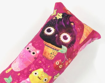 Ice Cream Cats Kick-It Crinkle Organic Catnip Cat Toy For Mew, Kicker, Gift For Cat Lover, Kicker