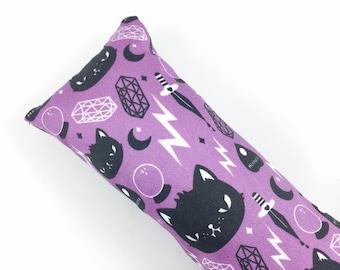 Black Cat Magic Kick-It Crinkle Organic Catnip Cat Toy For Mew, Kicker, Gift For Cat Lover, Kicker