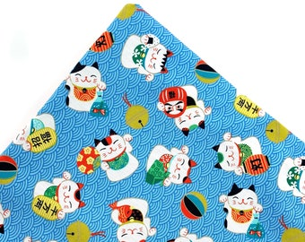 Lucky Cats Organic Catnip Mat Toy By For Mew, Refillable, Washable, Cat Bed