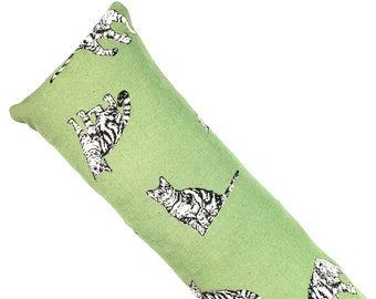 Kitty Cats Kick-It Recycled Paper Organic Silver Vine Catnip Blend Cat Toy For Mew, Kicker, Gift For Cat Lover, Kicker