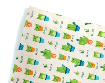 Catcus Cactus Cats Organic Catnip Mat Toy By For Mew, Refillable, Washable, Cat Bed, Cat Furniture, Gift For Cat Lovers, Neko