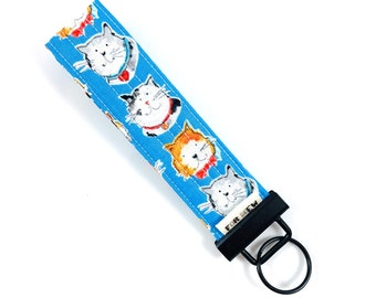 Cats Key Fob For Mew