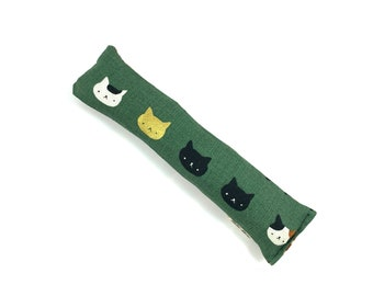 Kitty Cats Crisp Organic Catnip Crinkle Kicker Cat Toy by For Mew