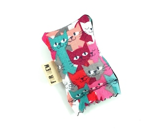 Kitty Cats Green Bean Organic Silver Vine Catnip Blend Eco Friendly Cat Toy For Mew, Gift For Cat Lover