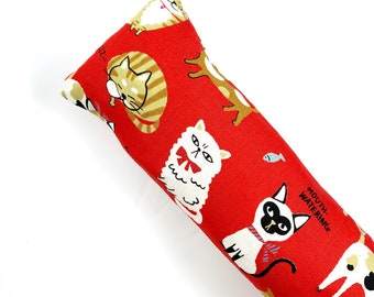Kitty Cats Kick-It Crinkle Organic Catnip Cat Toy For Mew, Kicker, Gift For Cat Lover, Kicker