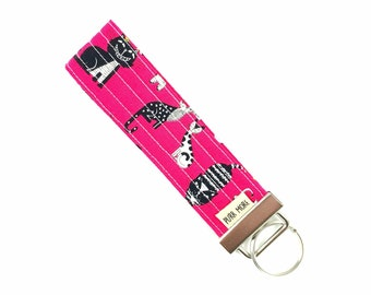 Kitty Cats Key Fob For Mew