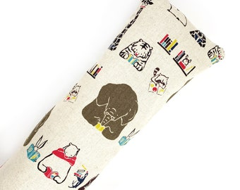 Animal Book Club Kick-It Crinkle Organic Catnip Cat Toy For Mew, Kicker, Gift For Cat Lover, Kicker