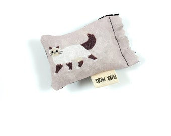 Kitty Cat Green Bean Organic Silver Vine Catnip Blend Eco Friendly Cat Toy For Mew, Gift For Cat Lover