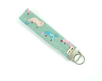 Foxes Key Fob For Mew