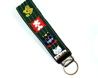 Lucky Cats Key Fob For Mew