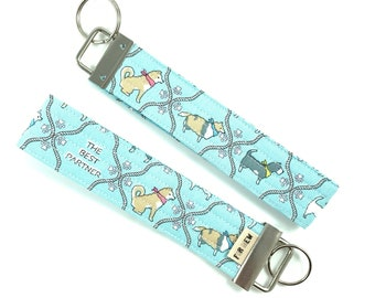 Doggies Key Fob For Mew