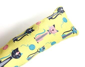 Fancy Cats Kick-It Organic Crinkle Catnip Cat Toy For Mew, Kicker, Gift For Cat Lover, Kicker