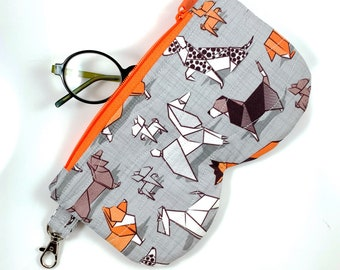 Doggies Eyeglass Case By For Mew
