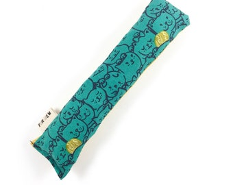 Cats And Yarn Crisp Organic Catnip Crinkle Kicker Cat Toy by For Mew