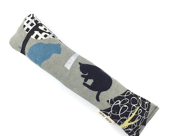 Forest Cats Crisp Organic Catnip Crinkle Kicker Cat Toy by For Mew