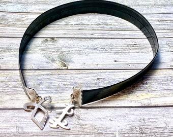 The Mortal Instuments Vegan Leather Parabatai -Friendship Shadowhunters Bracelet Handmade Inspired