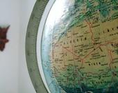 World Portrait Globe