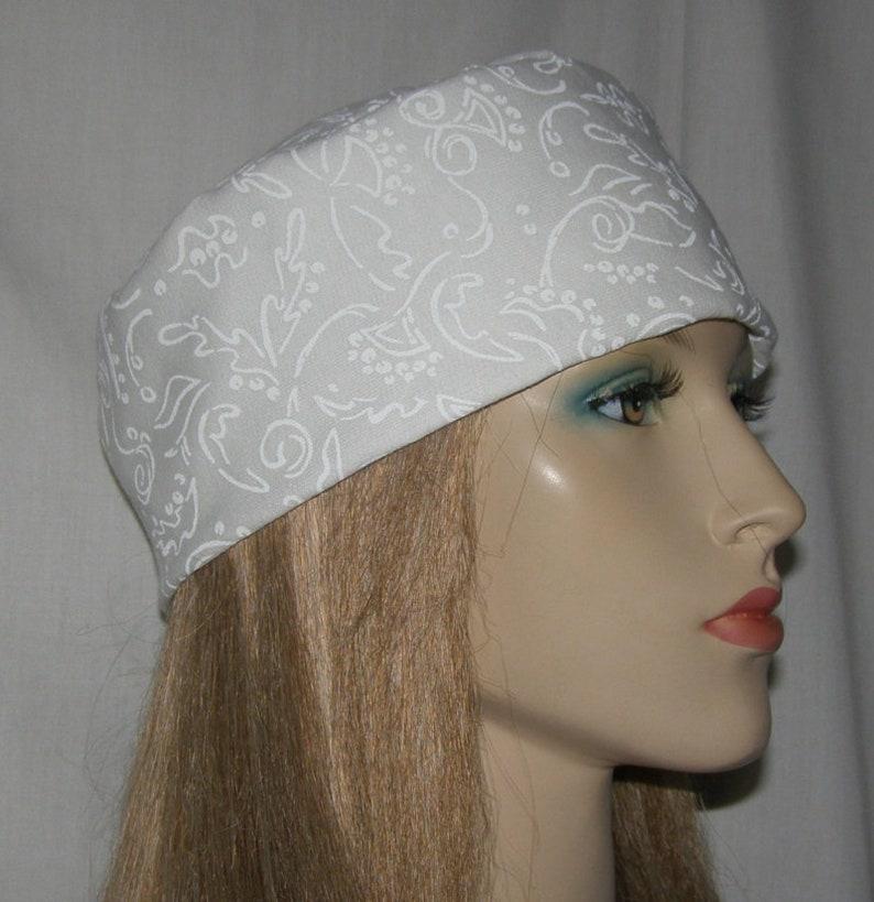 8b8e5998699 WHITE Design Bucharian Kippah Head Covering Headcovering