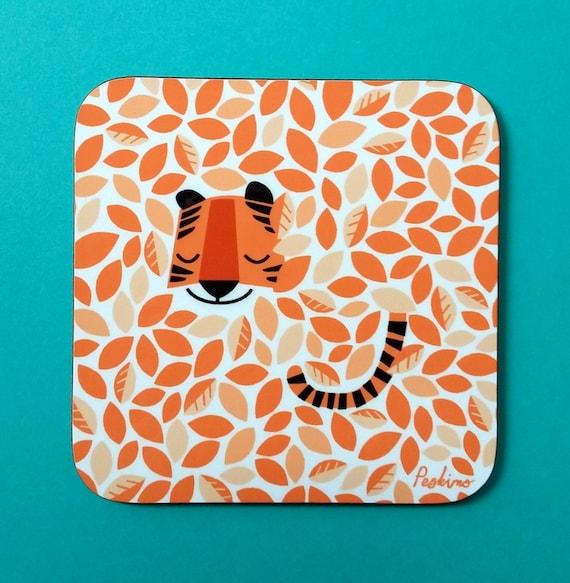 Hidden Tiger Coaster