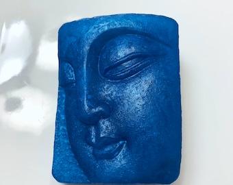 Buddha Soap, Shanti Soap, Dreaming Buddha, Soap Gift, Decorative Soap, Religious Soap, Peaceful Shanti, Zen Soap, Peaceful Soap, Vegan Soap