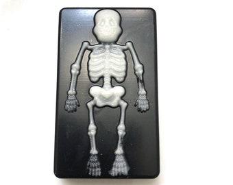 Bone Soap Halloween Favors Wedding Favors 15 Sugar Skull Skeleton Soap Favors:  Cinco De Mayo Favors Skeleton Soap Sugar Skull Favors
