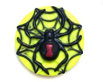 Spider Soap, Jumbo Bar, Black Widow