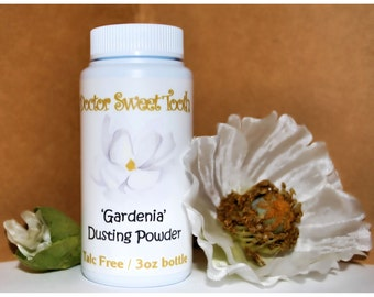 Gardenia Dusting Powder 3oz (Talc Free)
