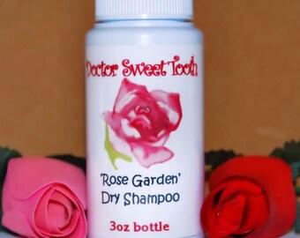 Rose Garden Dry Shampoo