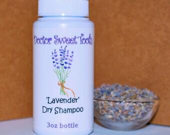 Lavender Dry Shampoo