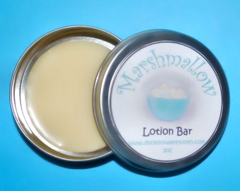 Marshmallow Lotion Bar 2oz