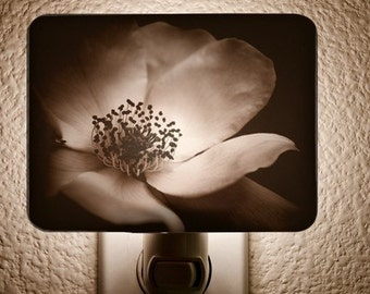 Sepia Charlotte Anne Night Light