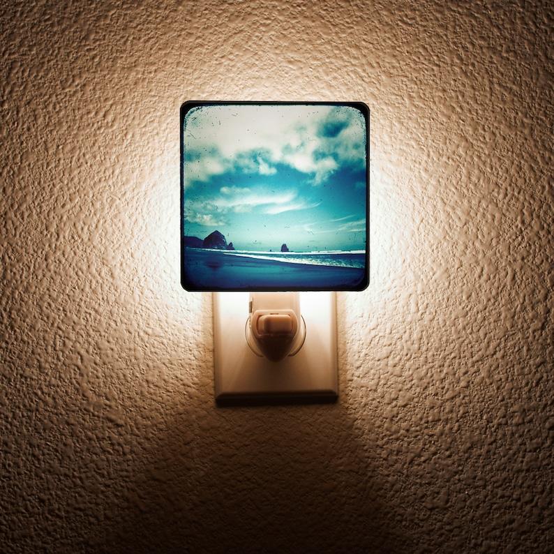 Seaside Memory Night Light image 0