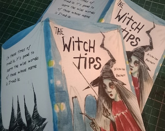 The Witch Tips - Advice from the underworld - Zine Book