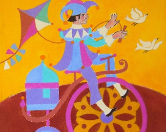 JESTER  On Bicycle